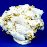 California Gold Quartz Specimen