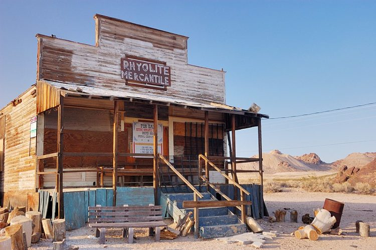 General Store in Rhyolite