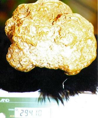 Gold Nugget Alaska Miners