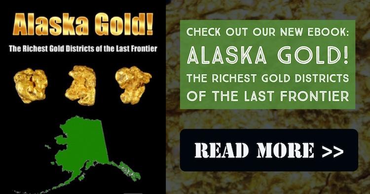 Find Gold in Alaska
