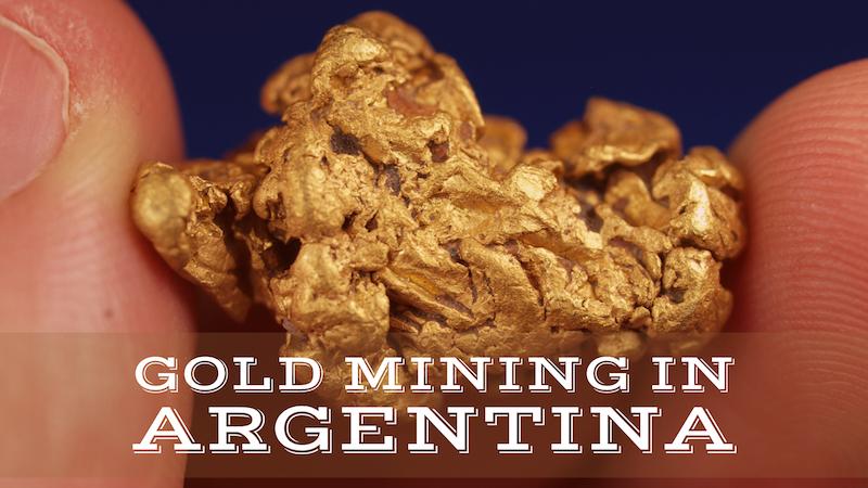 Mining in Argentina