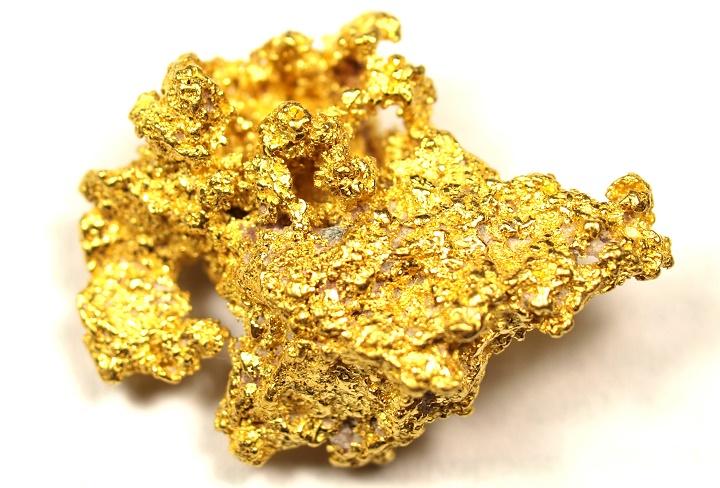 Gold raw