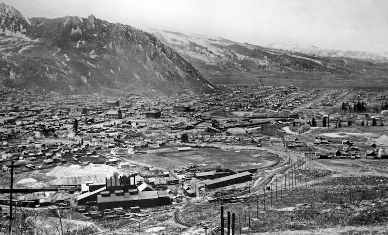 Aspen Silver Mining