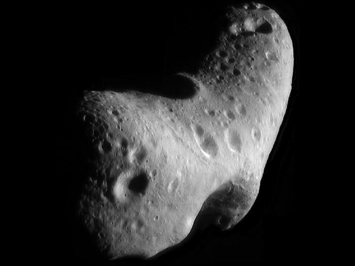 Platinum on Asteroids