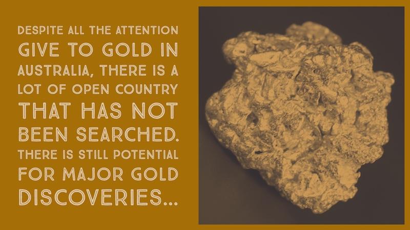 Gold Mining in Australia's Northern Territory - RareGoldNuggets com
