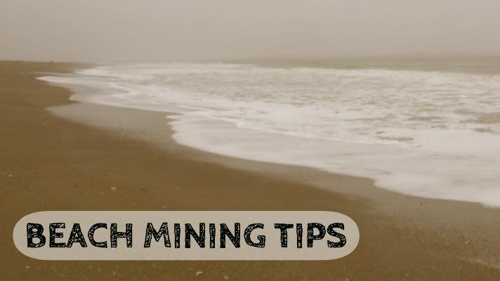 Mining Beach Gold