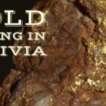 Mines Gold Silver Copper Bolivia