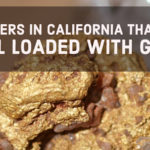 Panning Gold California