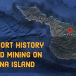 Catalina Island Mining
