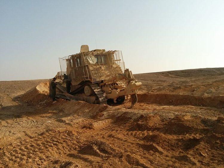 Dozer Scrapes for Mining