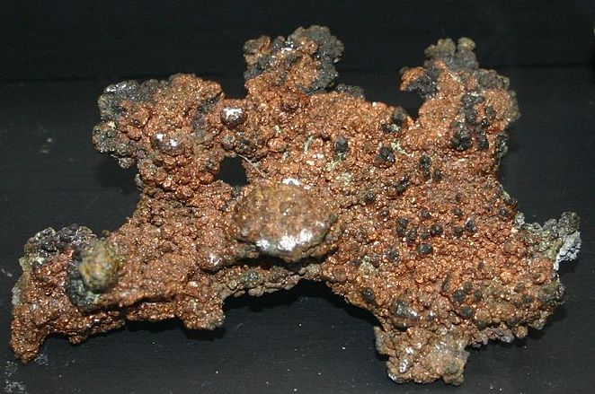 Finding Native Copper Specimens