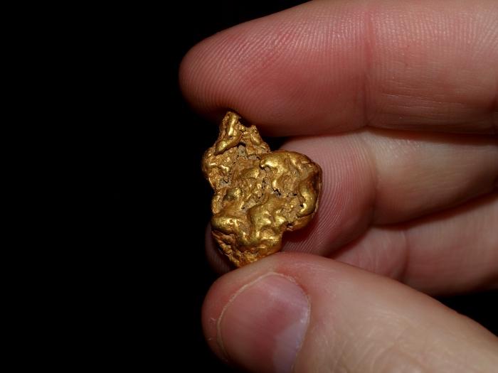 Mining Gold Guatemala