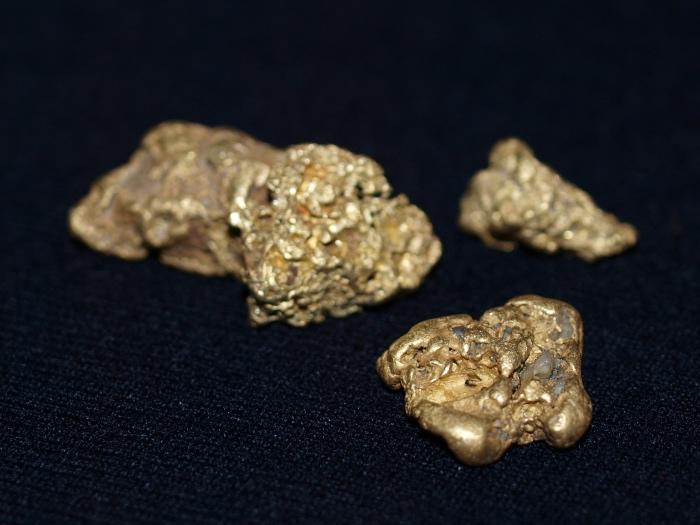 Quartzsite Gold