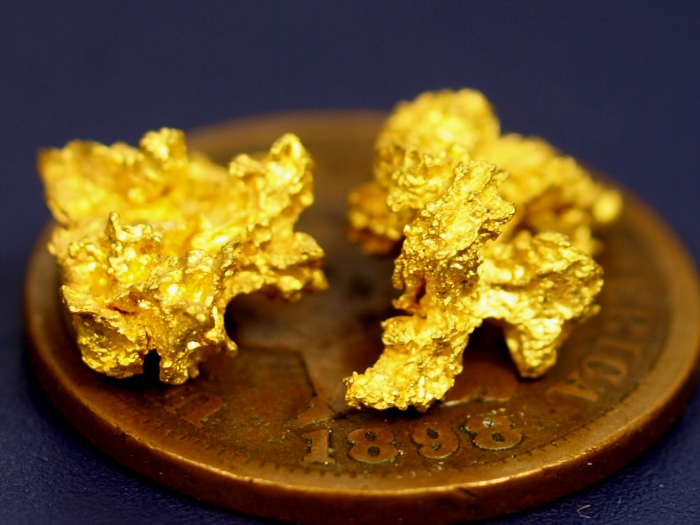 Gold Nuggets New Mexico