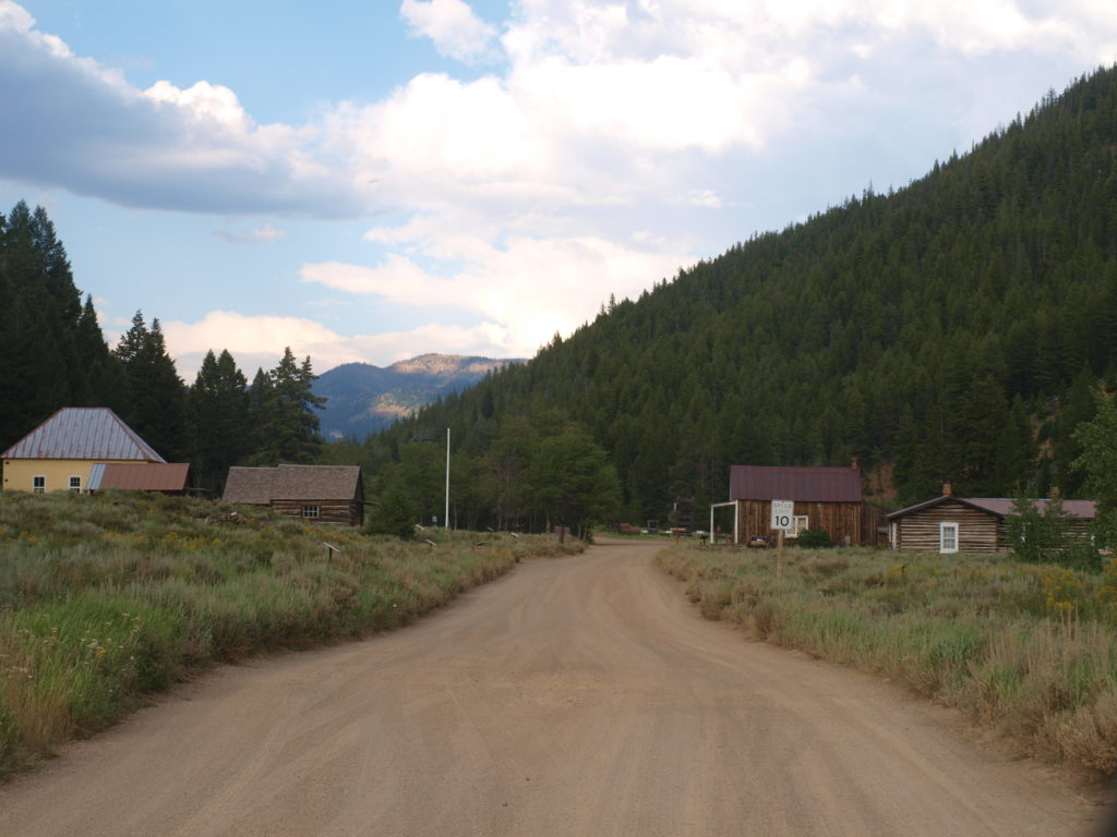 Custer Idaho Ghost Town