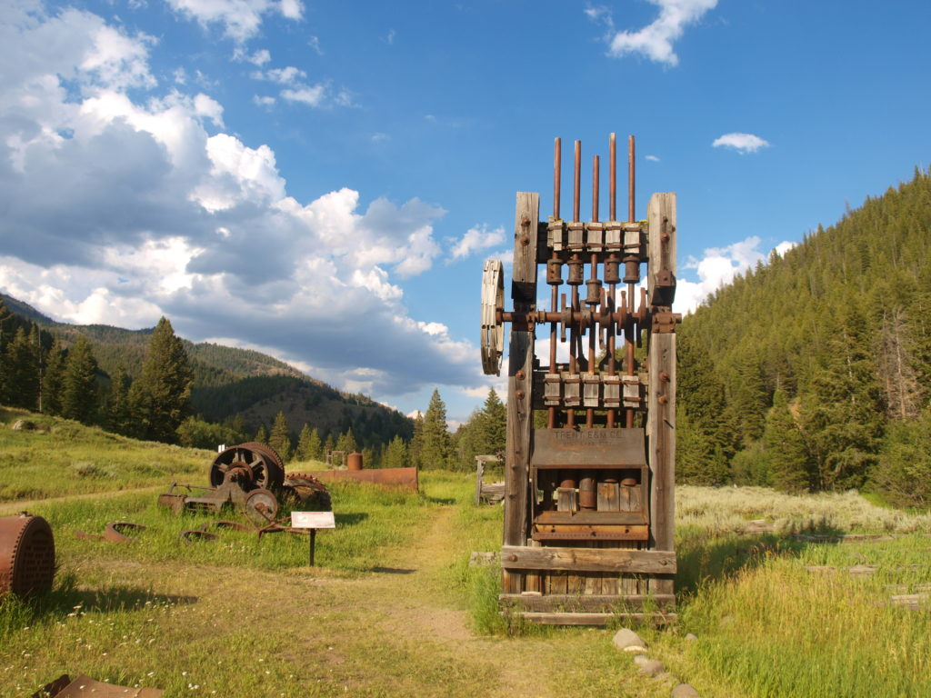 Custer Gold Mining
