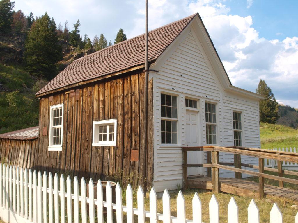 Custer Mining Town