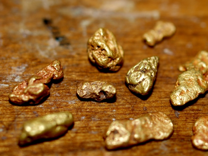Lost Gold Mines