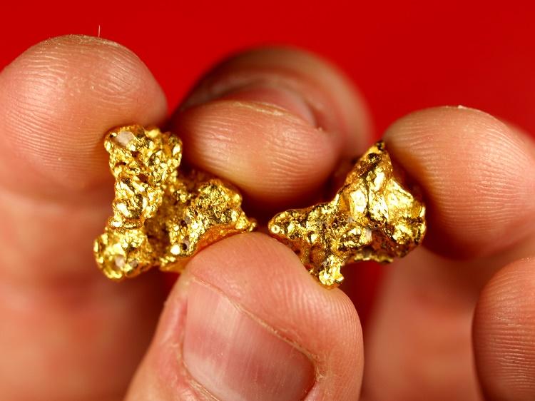 Bolivia Raw Gold Mining