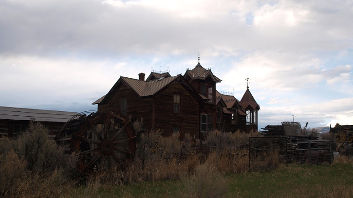 Western Montana Ghost Towns