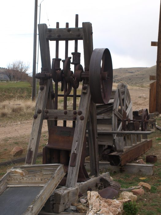 Stamp Mill Mining