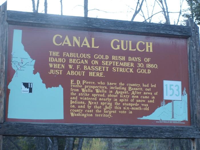 Northern Idaho mining areas