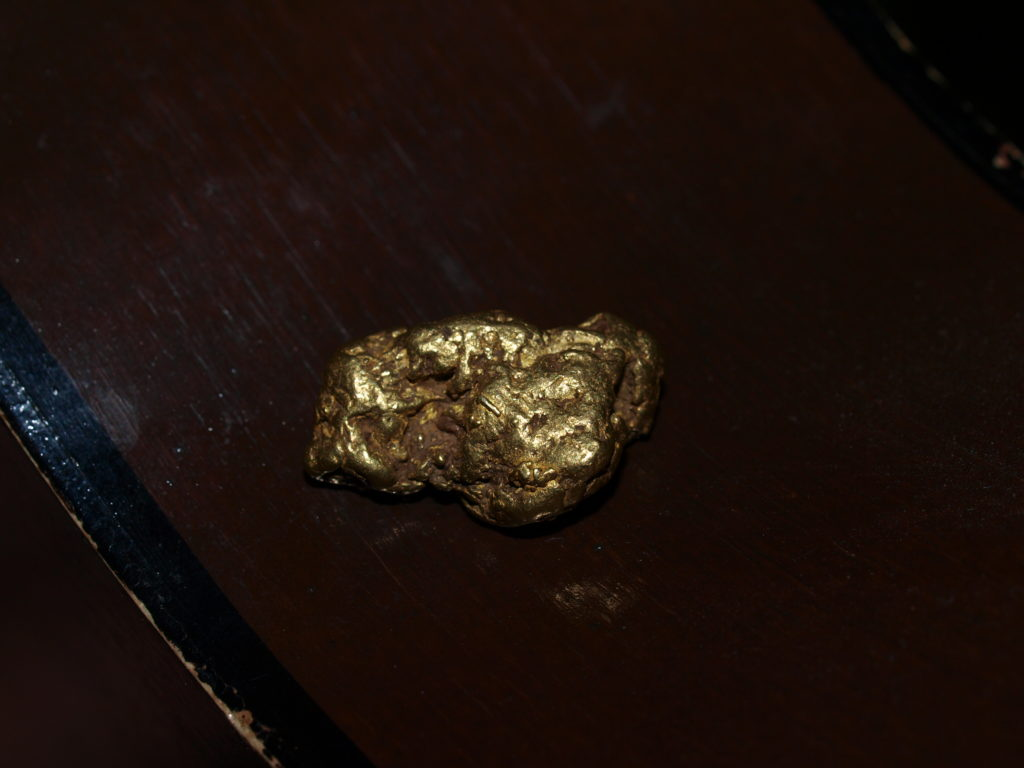 A Gold Nugget in El Salvador
