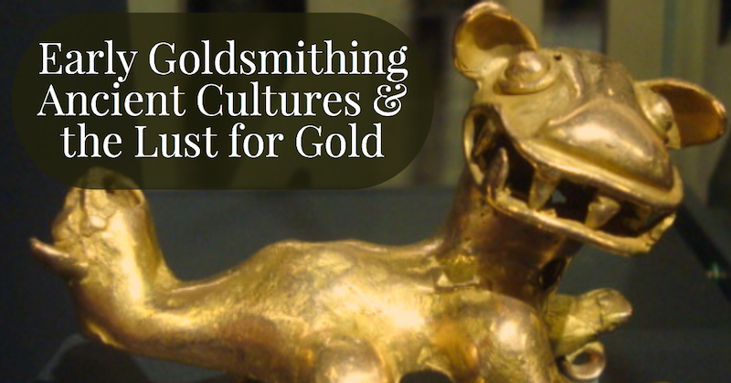 Ancient Culture Goldsmithing