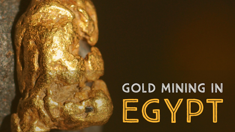 Finding Gold in Egypt