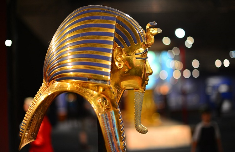 Source of Egyptian Gold