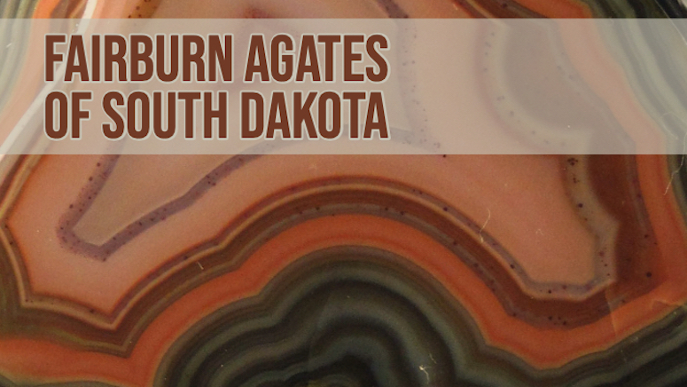 Agates from South Dakota