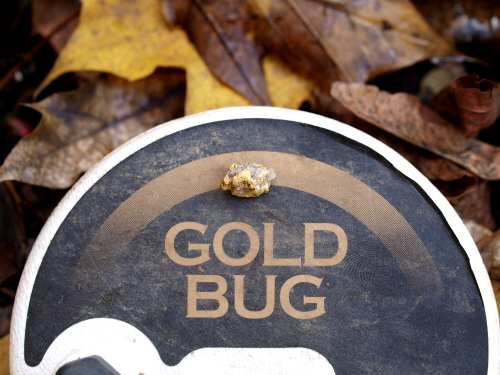 Small Search Coil for Gold Nuggets
