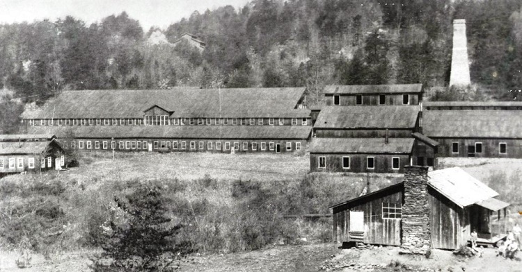 Mining Towns of Georgia