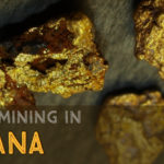 Gold Production in Ghana