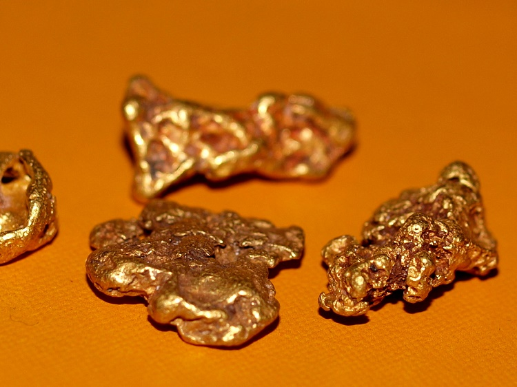 Recent Gold Nugget Discovery