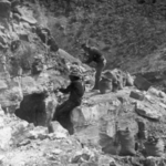 Rock Miners Grand Canyon