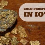 gold mining in Iowa