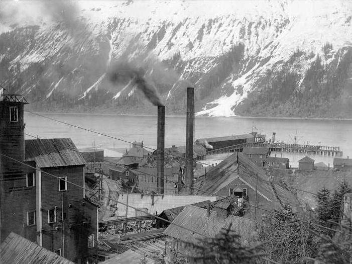 Gold in Juneau