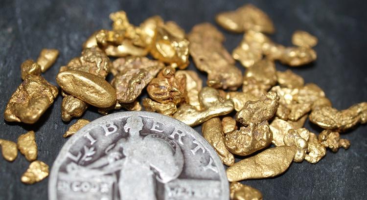 Klamath River Gold