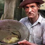 Gold Panning Libby Montana