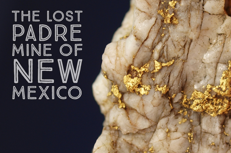 Lost Mines of New Mexico