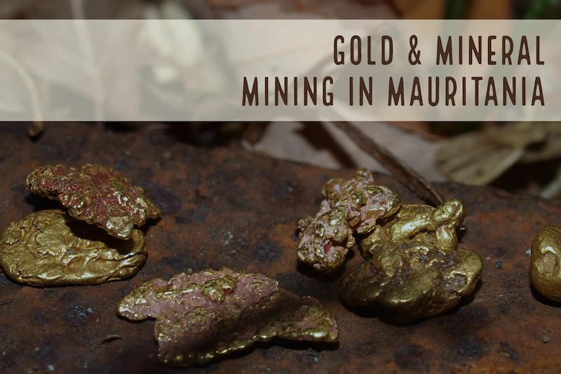 Mining in Mauritania
