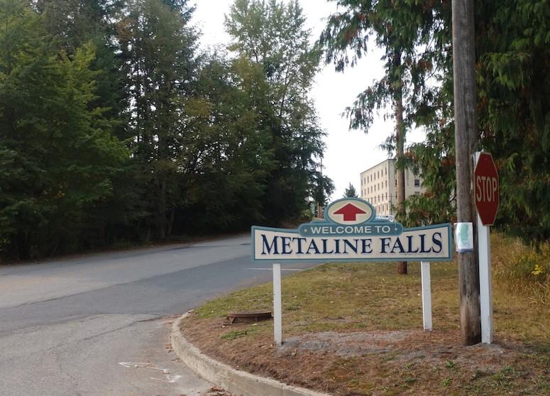 Metaline Falls History