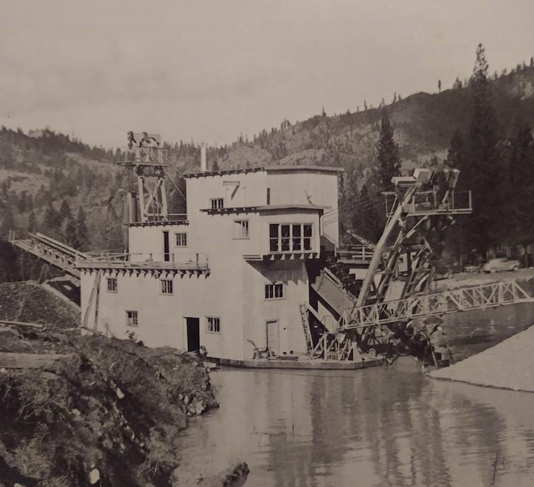 Foots Creek Gold Oregon