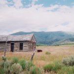 Old Homestead in Nevada