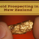 Gold Prospecting Fossicking New Zealand