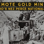 Mining Nez Perce National Forest