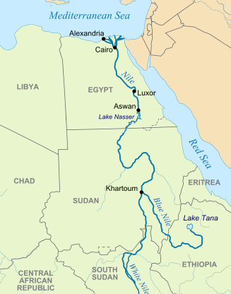 Nile River Gold Mines