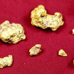 Gold Nuggets in North Carolina
