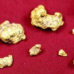 Gold Nuggets in North Carolina